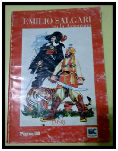 emilio salgari en argentina pagina/12