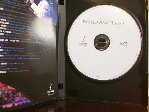 emilio santiago o melhor das aquarelas dvd