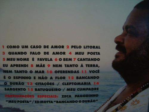 emilio santiago - personalidade - cd nacional