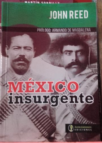 emilio zapata, mexico insurgente
