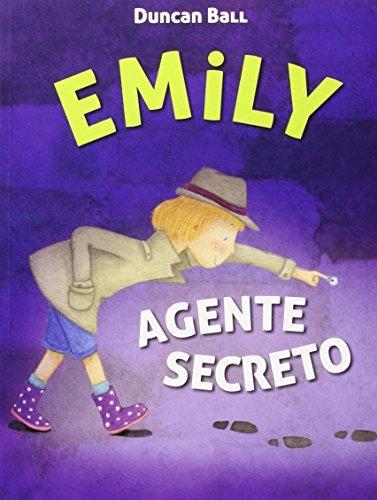 emily 2. agente secreto; duncan . envío gratis 25 días