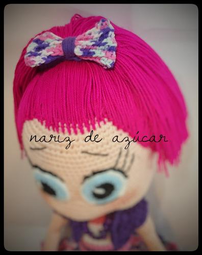 emily pink (60 cm) entrega inmediata! - nariz de azúcar