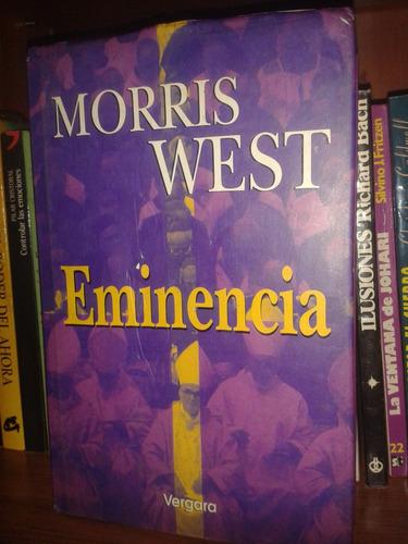 eminencia - morris west