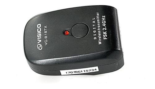 emisor disparador radio p/ flash visico veplus vchh visico 4