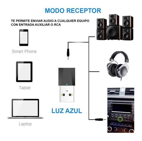 emisor transmisor receptor bluetooth audio tv smart btaudio