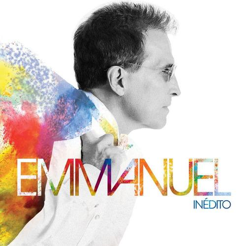 emmanuel inedito disco cd con 10 canciones