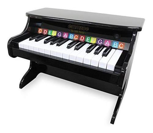 emmzoe  el pequeño pianista  piano electrico de 25 teclas p