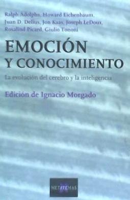 emoción y conocimiento(libro )