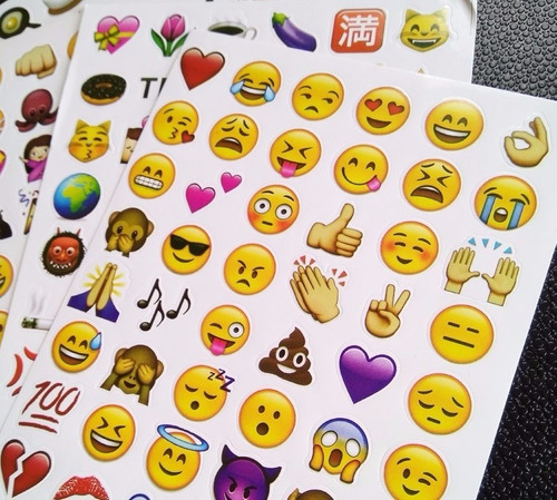 emoji 192 stickers celular decora emojis sticker emoticon