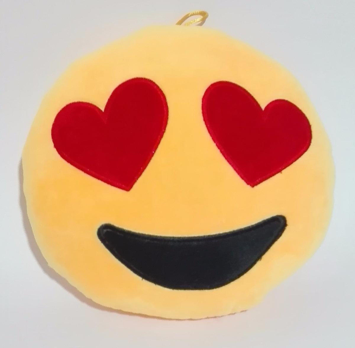 emoji emoticones peluches caritas enamorados 20 000 en mercado libre
