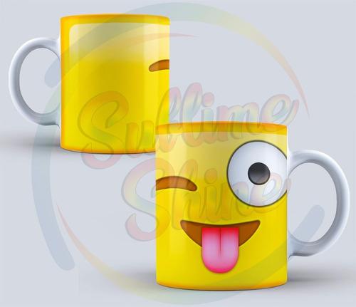emojis tazas personalizadas ideal souvenirs plasticas