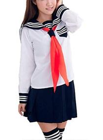 1577a179c Emonjay Traje De Marinero Para Mujer Uniforme Escolar Japone