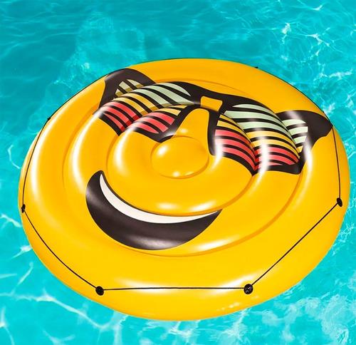 emoti inflable pileta flotador 1,88m bestway 43139 full