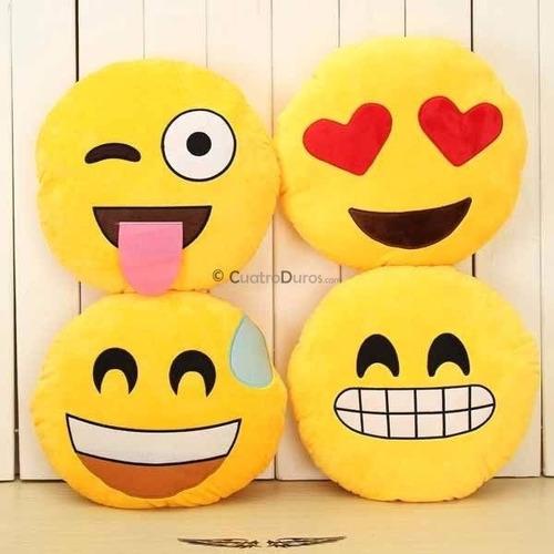 emoticones caritas whatsapp cojines peluche almohada emoji
