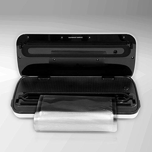 empacadora al vacío sistema automático nutrichef pkvs18bk