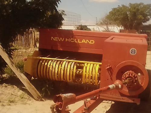 empacadora de hilo new holland 565