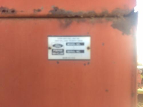 empacadora new holland 570 de hilo