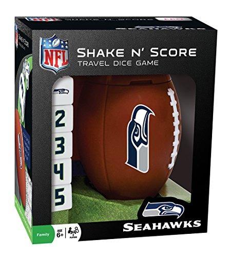empacadores de green bay de la nfl shake 'n rating juego de