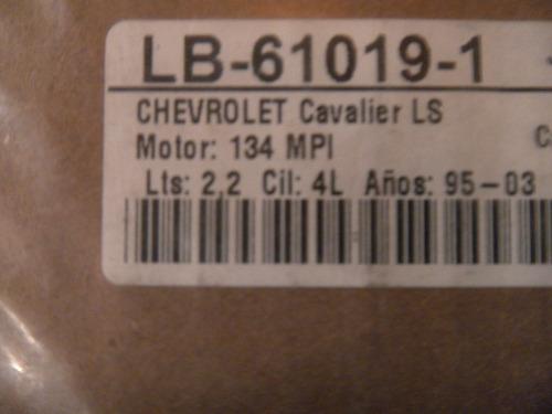 empacadura bajante escape chevrolet cavalier 2.2