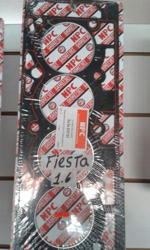 empacadura camara fiesta/ka/ecosport 1.6
