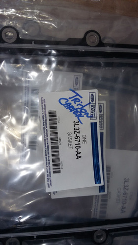 empacadura carter aceite fortaleza/ fx 4/ f150 - original
