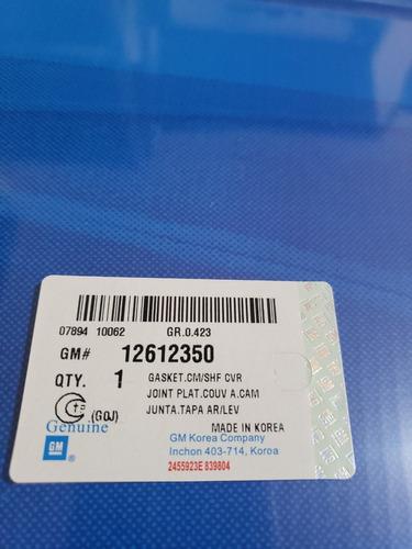 empacadura carter original gm silverado tahoe avalanche 5.3