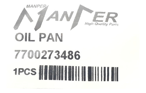 empacadura carter renault logan clio symbol megane