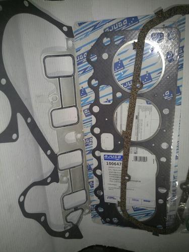 empacadura completa fiesta 1.3 8v carter aluminio full set