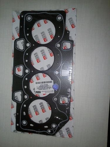 empacadura de cámara chery arauca / x1  amianto