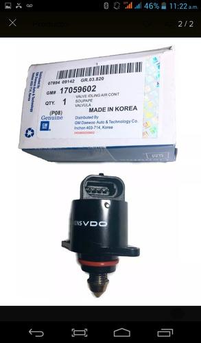 empacadura de cámara de aveo amianto