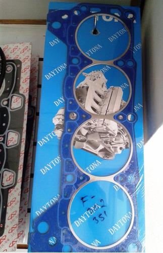 empacadura de camara ford 302-351 amianto importada c/u