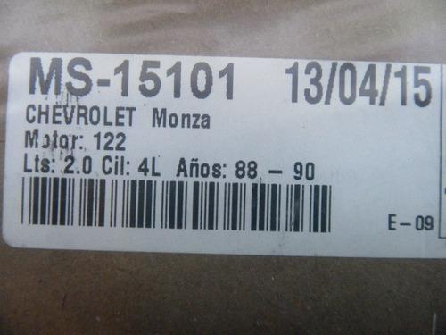 empacadura multiple de admision chevrolet monza 2.0 88/90
