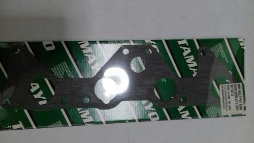 empacadura multiple de admision luv 2.4 motor izuzu 8 verdes