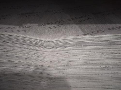 empacaduras  amianto corcho velumoide  en laminas sealco