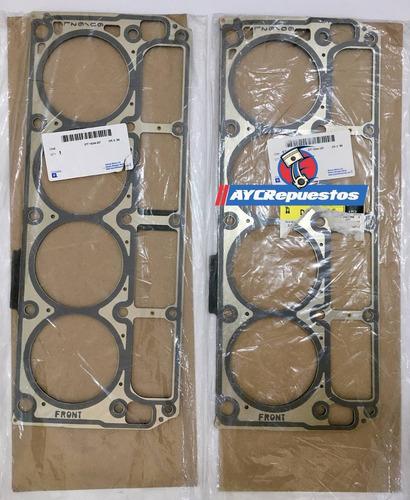 empacaduras camara silverado c3500 hd 6.0 (kit 02) original