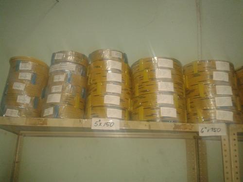 empacaduras espirometalicas cg,  ovaladas y semi-ovaladas