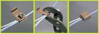 empalme rapido para cables electricos