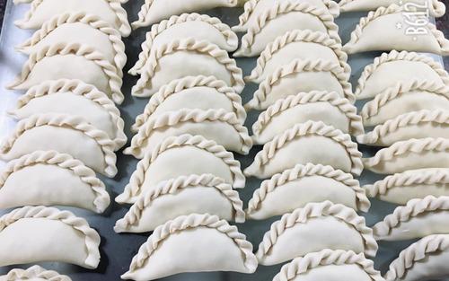 empanadas congeladas por mayor elab. artesanal p/negocios