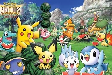 empapelado 3d mural adhesivo cuarto pokemon pikachu 50x70cm