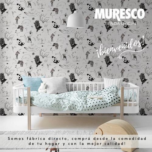 empapelado vinílico papel de pared muresco decolab 56221