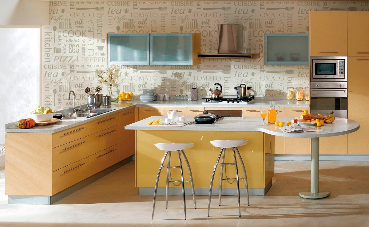 Empapelar cocina papel vinilico fabulous papel pintado for Papel pintado vinilico cocina