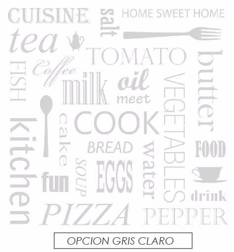 Empapelar cocina papel vinilico interesting saln cocina - Empapelar azulejos cocina ...