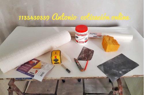 empapelador pintor oficial muresco