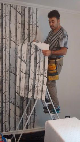 empapelador,pintor prof,.durlock tabiques, álvarez y asoc.