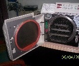 empaque autoclave esterilizador midmark ritter m9