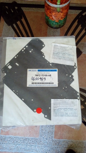 empaque cuerpo valvula ford fx4 f150 4r75w original