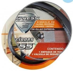 empaque para olla presion ekco express clasic 8 litros 61043