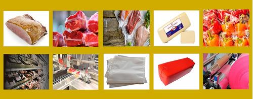 empaques (bolsas) plásticas termoencogibles y al vació