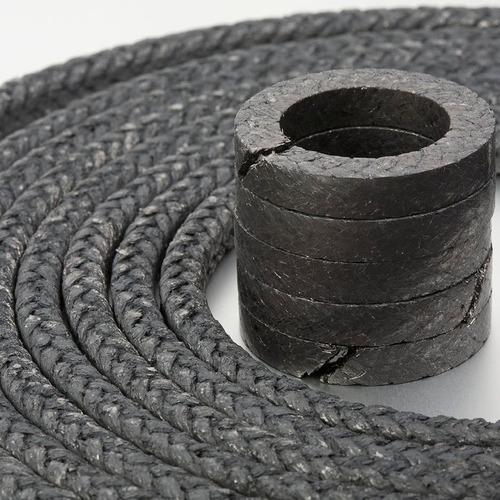 empaquetadura teflón grafitado lattyflon 3207 10mm p/ metro