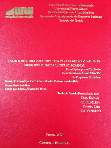 empastados de tesis, libros, impresiones (express)